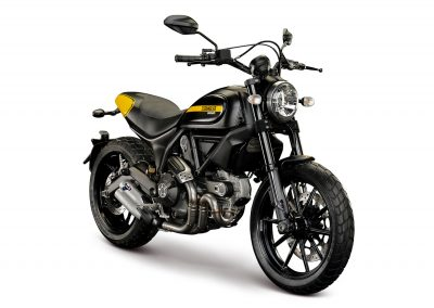 NEW – Scrambler Full Throttle