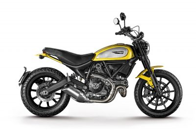 NEW – Scrambler Icon
