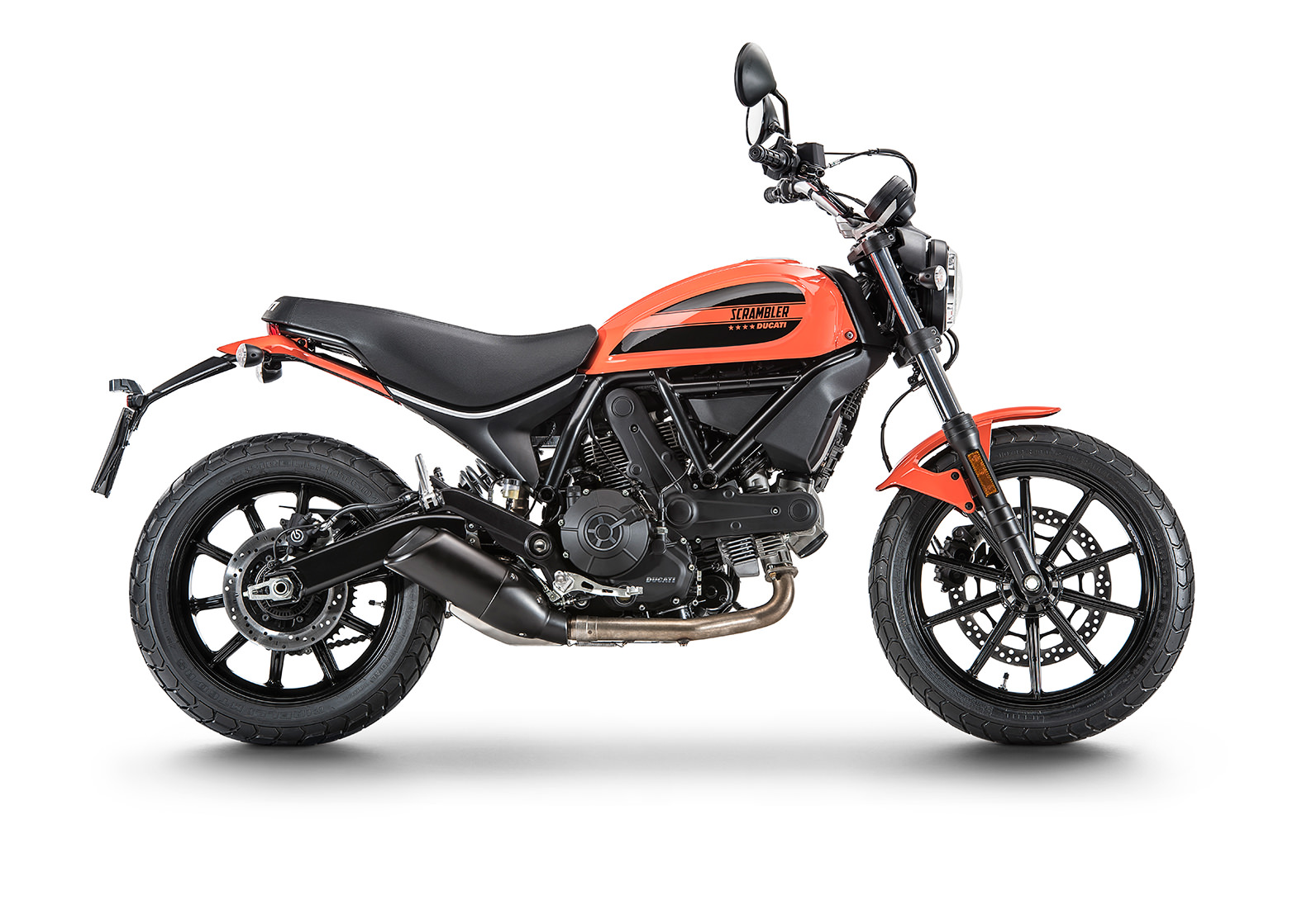 Ducati Scrambler Sixty II