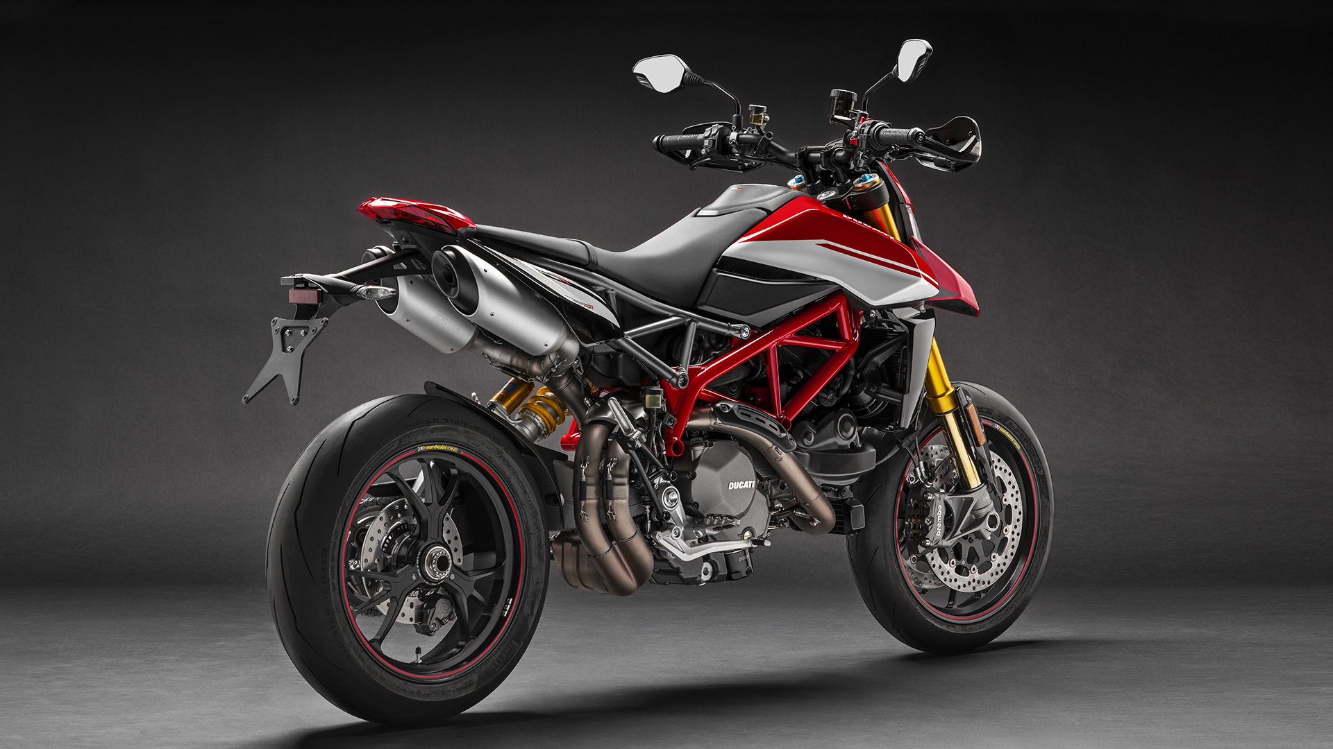 new - hypermotard 950 sp