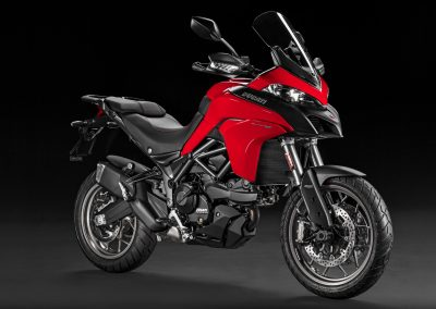 Multistrada 950 + Touring pack