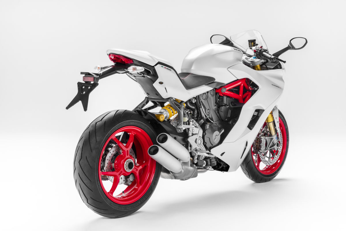Ducati SuperSport-s
