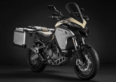 Multistrada 1260 Enduro + Touring Pack