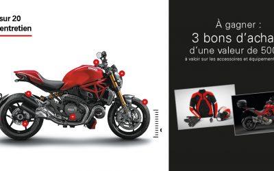 Accueil ducati nice for Salon moto nice