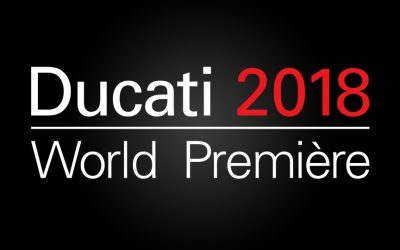 Ducati Word Première 2018 – 05/11 – Save the date !