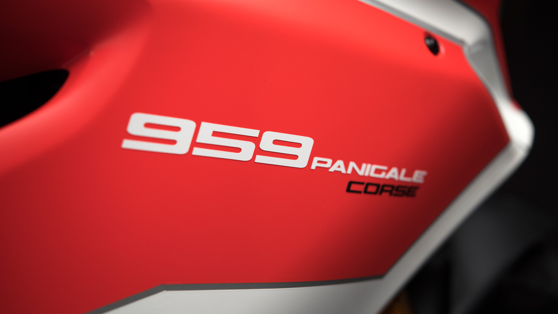 Ducati - Panigale-959 Corse- MY18- Red