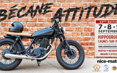 Salon Bécane Attitude du 07/09 au 09/09
