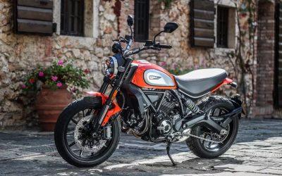 Ducati nous dévoile ses nouveautés Scrambler 2019