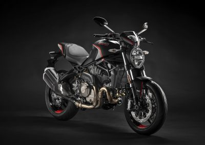 NEW – Monster 821 Stealth