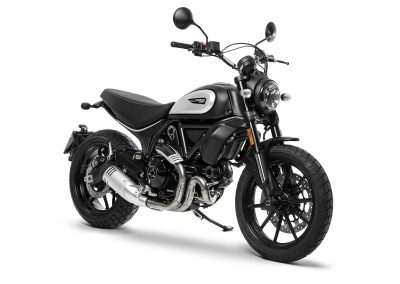 NEW – Scrambler Icon Dark
