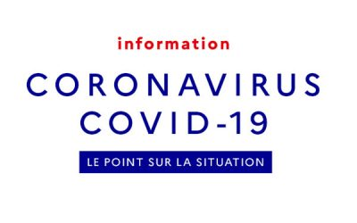 Situation sanitaire – Covid 19