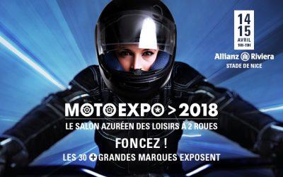 Salon Moto Expo 2018 – Rejoignez nous !