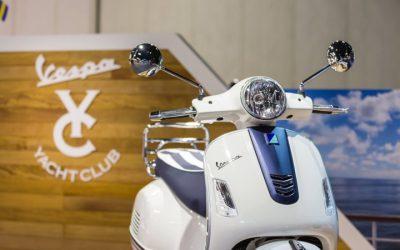 Nouveauté été 2018 : Vespa Yacht Club