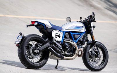 Ducati dévoile sa gamme Scrambler 2019