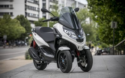 Piaggio MP3 Urban Days