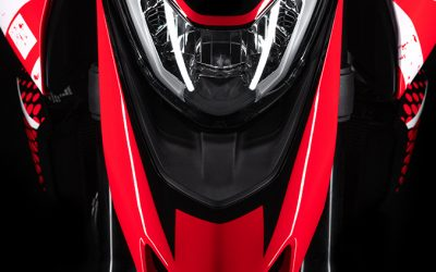 Nouveauté Ducati 2020 : Hypermotard RVE