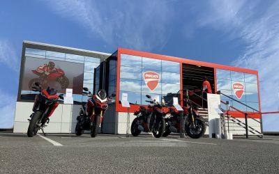 Tournée Pure Emozioni Ducati du 25 au 27 septembre 2020 à Cannes