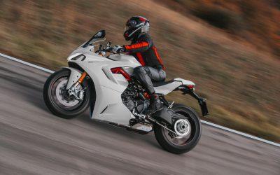 Nouveauté 2021 : Ducati Supersport 950