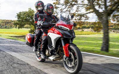 Nouveauté 2021 : Ducati Multistrada V4